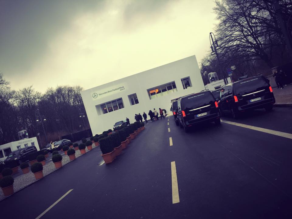 MBFW - Mercedes Benz Fashion Week