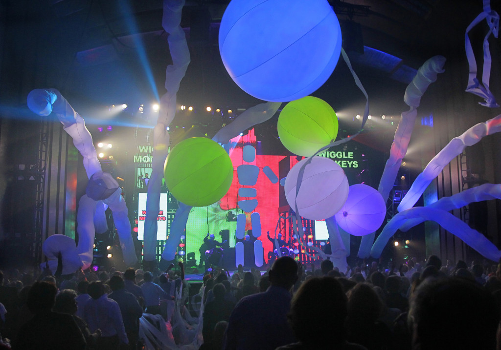 Blue Man Group National Tour Credit photo: ©Paul Kolnik paul@paulkolnik.com nyc  212-362-7778