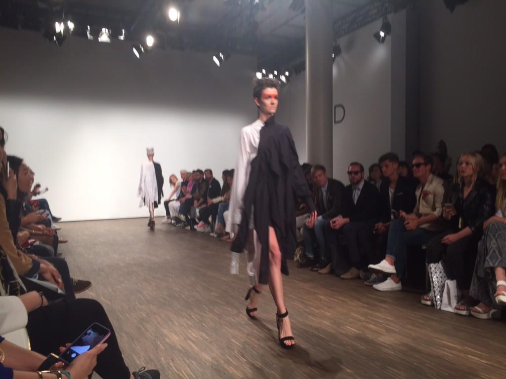 Isabel Vollrath Mercedes-Benz Fashion Week SS 2016