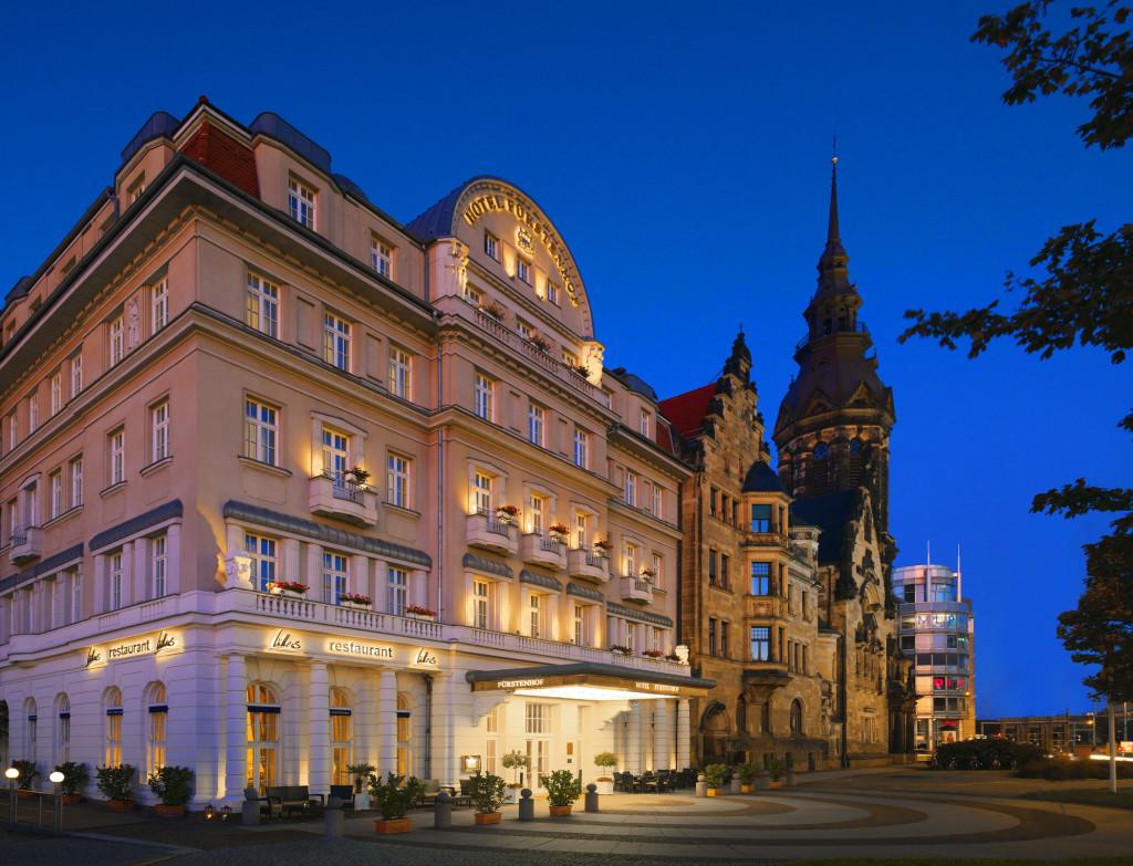 (c) Hotel Fürstenhof, Leipzig