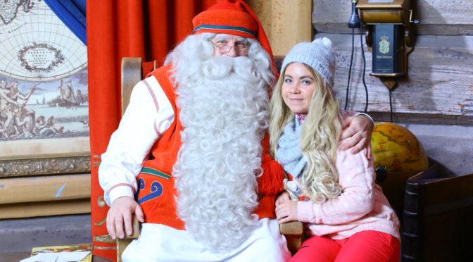 Weihnachten in Rovaniemi – zu Besuch beim Weihnachtsmann