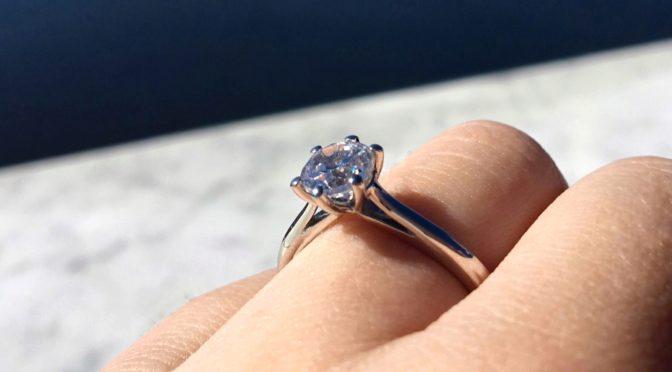 Für die schönste Frage aller Fragen: Ringe von Verlobungsringe.de